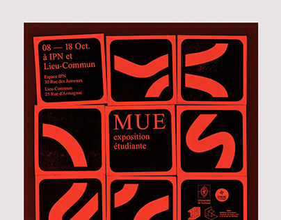 MUE : art, design and architecture exhibition