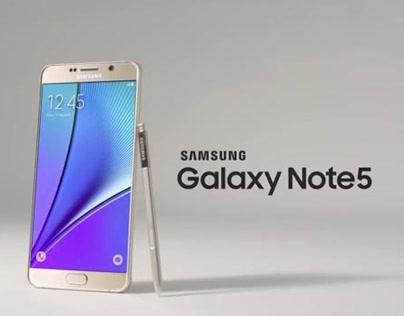 Note a Friend - Samsung Galaxy Note 5