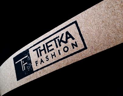 THETKA Fashion Clothing Illustration & Branding