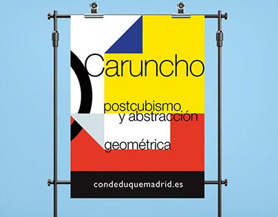 Caruncho. Imagen de campaña Ayuntamiento de Madrid.