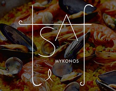 Tsaf - Mykonos | Seafood restaurant