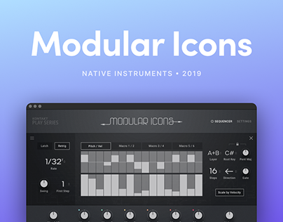 Modular Icons