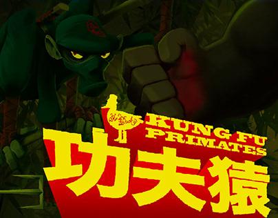 Kung Fu Primates