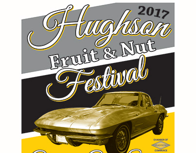 Fruit & Nut festival Graphic