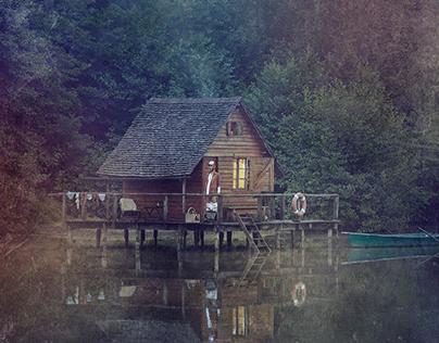"SECRET EDEN "" One Lake Away"