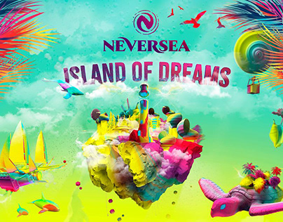 Visual for Neversea Festival