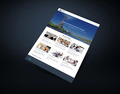 NLC Consulting - Joomla Landing Page