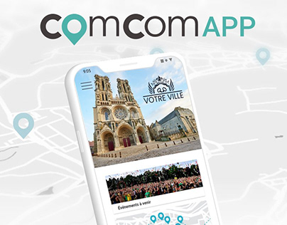 ComComApp Tourisme