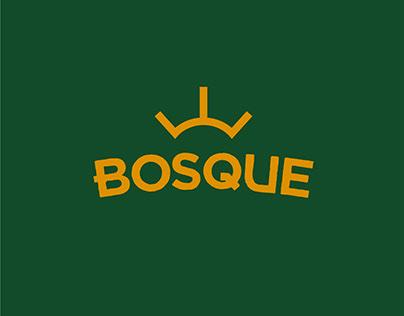 BOSQUE - Marca primaria