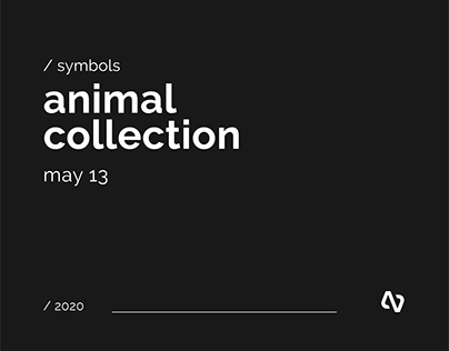 animal collection / may - 2020