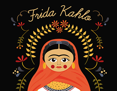 Mamushka Kahlo