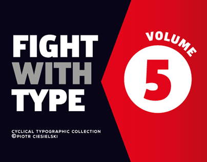 FIGHT with TYPE vol 5