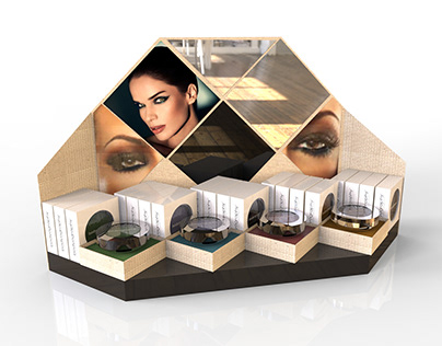 Eyeshadow Display Stand