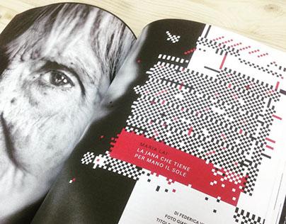 Maria Lai, Lollove Magazine