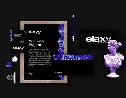 Projeto Elaxy Design - Redesign