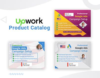 Upwork Product Catalog Design v1.0