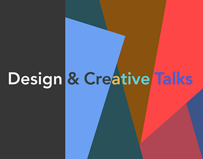 Design & Creative Talks.
