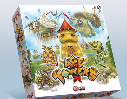 AGE OF TOWERS PACKAGING