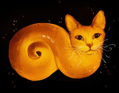 Lussekatter / Saffron buns