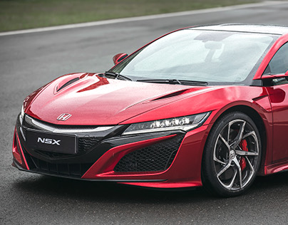 Honda NSX | Photography