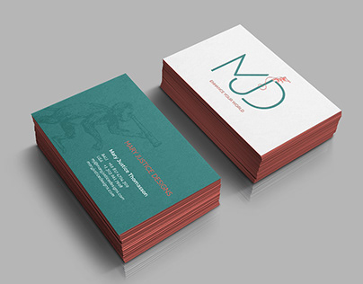 Brand Identity: Mary Justice Designs