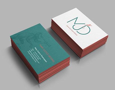Brand Identity: Mary Justice Designs