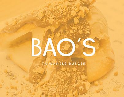 Bao's Taiwanese Burger
