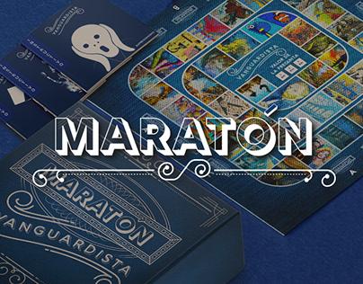 Board Game | Maratón