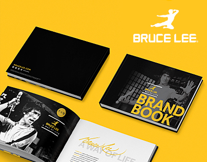 The Bruce Lee Brand Book