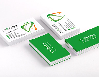 Prodens Business Card