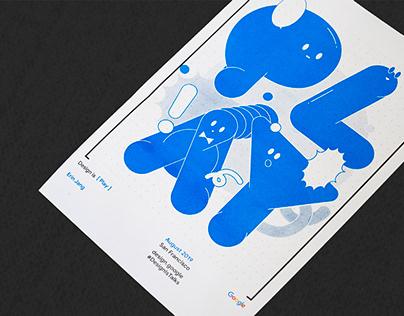 Google, Design is [Play]