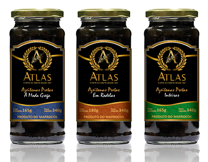 Atlas Olives