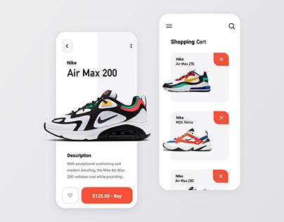 Sneakers Store App - Part 2