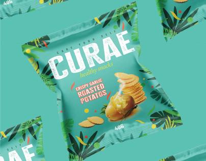 CURAE Healthy snacks