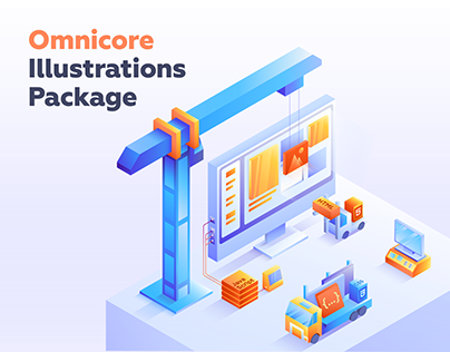 Omnicore Illustrations Package