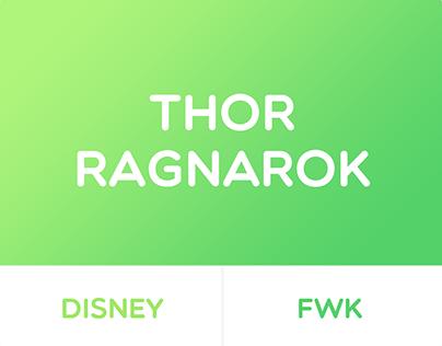 DIGITAL | THOR RAGNAROK | Disney