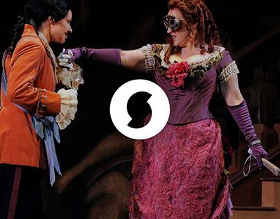 Opera Saratoga Rebrand