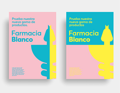 Farmacia Blanco Rebranding