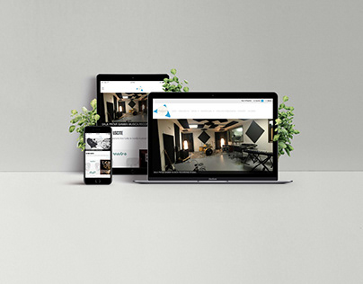 Gamma Musica - web & logo