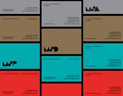 MS ARCHITECTS VISUAL IDENTITY