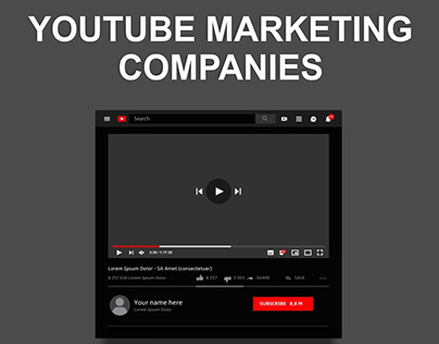 Which are the best YouTube marketing companies in India