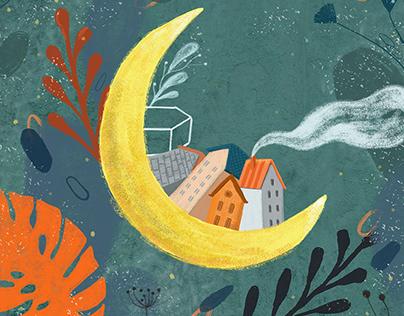 Illustrations for calendar