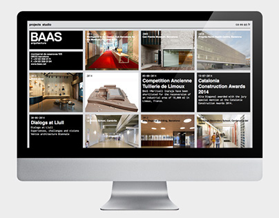 BAAS Arquitectura