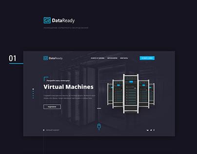 DataReady Virtual Machines