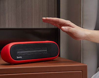 SOOOQ - Warm-Hands Partner   暖绵绵桌面暖风机