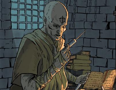 Atomus, the alchemist