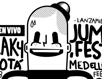 JUMP FEST PROMO FLAYER