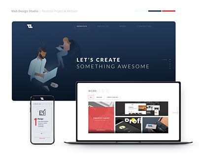 Web Design/UI Projects