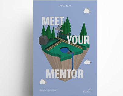 Meet Your Mentor Campaign Branding