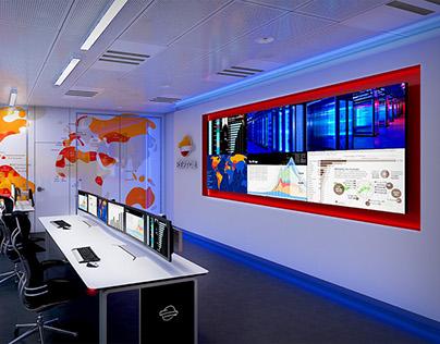 Arch Viz_Repsol Control room